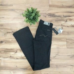7 For All Mankind 7FAM Joseph Crystal Pocket Jeans